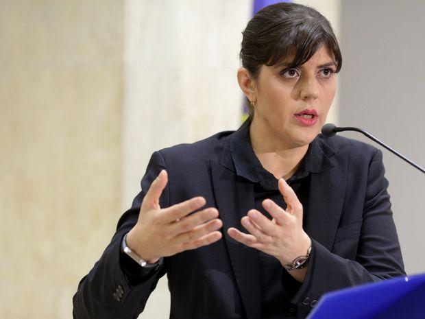 bulgaria sus u0163ine candidatura laurei codru u0163a kovesi pentru